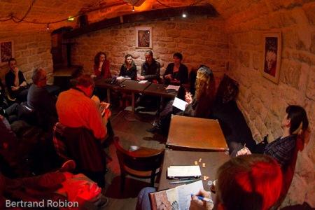 Le café littéraire sur les Figure Féminies dans l'Imaginaire